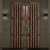 Garnet Wide Tailored Curtain Pair 100 x 84