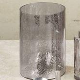 Versailles Wastebasket Silver
