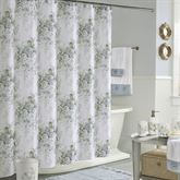 Estelle Shower Curtain Celestial Blue 70 x 72