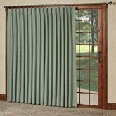 Sanmark Park Pinch Pleat Patio Panel 96 x 84