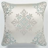 Avalon Piped Pillow Oyster 18 Square