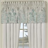 Avalon Tailored Valance Oyster 72 x 18