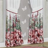 Bloomfield Curtain Pair Claret 84 x 84