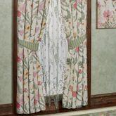 Veranda Tailored Curtain Pair Linen 84 x 84