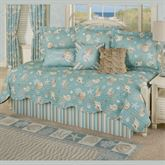 Seabreeze Daybed Set Aqua Daybed