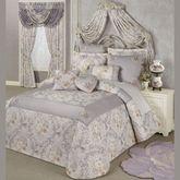 Romantica Grande Bedspread Wisteria