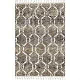 Gray Sand Laguna Rectangle Rug