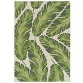 Bimini Rectangle Rug Green