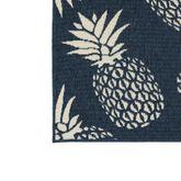 Nani Pineapple Rug Runner 22 x 8