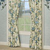 Marquette Tailored Curtain Pair Buttercream 84 x 84