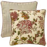 Amalia Reversible Corded Pillow Multi Warm 20 Square