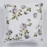 Rosalyn Reversible Pillow Wisteria 16 Square