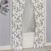 Rosalyn Tailored Curtain Pair Wisteria 82 x 84