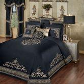 Kensington Grande Bedspread Set Black