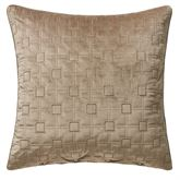 Audrey Quilted European Sham Cocoa