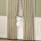 Ashland Tailored Curtain Pair Sage 84 x 84