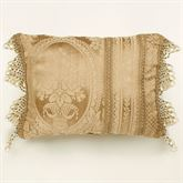 Napoleon Tailored Pillow Gold Rectangle