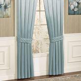 Silk Allure Tailored Curtain Pair 84 x 84