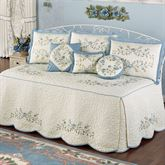 Vintage Charm Daybed Set Dusty Blue Daybed
