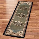 Dream Catcher Rug Runner  111 x 74