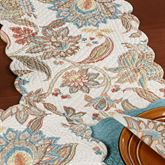 Lucianna Table Runner Multi Cool 14 x 51