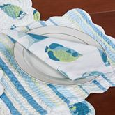 Island Bay Napkins Multi Cool Set of Four