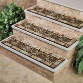 Patio Stone Stair Tread