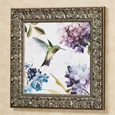 Spring Nectar I Framed Wall Art Multi Cool