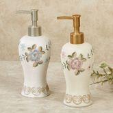 Bella Rose Lotion Soap Dispenser