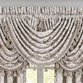 Bel Air Almond Waterfall Valance 42 x 40