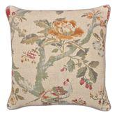 Bicarri Corded Pillow Natural 18 Square