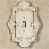 Florentine Single Switch Old World White
