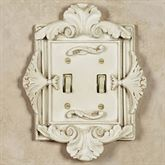 Florentine Double Switch Old World White