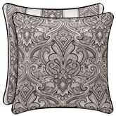 Chancellor Reversible Piped Pillow Silver 20 Square