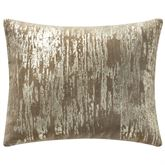 Madrid Tailored Pillow Antique Gold Rectangle