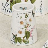 Botanical Diary Tumbler Off White