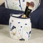Prima Vera Brush Holder Midnight Blue