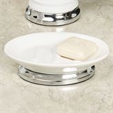 Isabella Soap Dish Off White