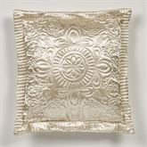 Prima Quilted Pillow 18 Square