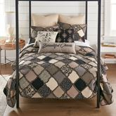Lexington Patchwork Mini Quilt Set Multi Warm