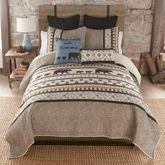 Momma Bear Mini Quilt Set Multi Warm