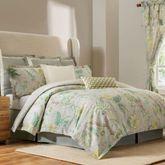 Madura Comforter Set Gray