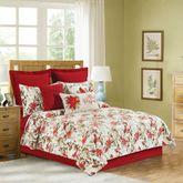 Averie Mini Quilt Set Red