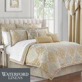 Wynne Comforter Set Gold