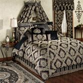Fenmore Comforter Set Black