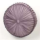Ambience Tufted Pillow Wisteria Round