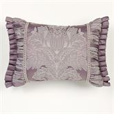 Ambience Flanged Pillow Wisteria Rectangle