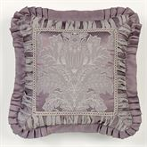 Ambience Flanged Pillow Wisteria 20 Square