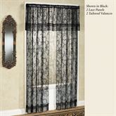 Yorkshire Lace Curtain Panel
