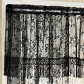 Yorkshire Lace Tailored Valance 42 x 20